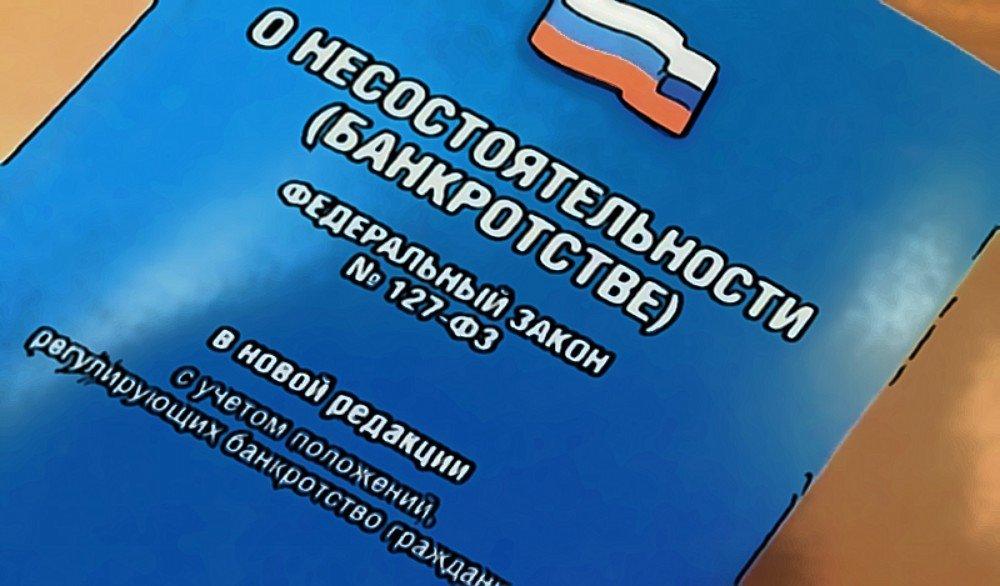 закон о неплатежеспособности в России