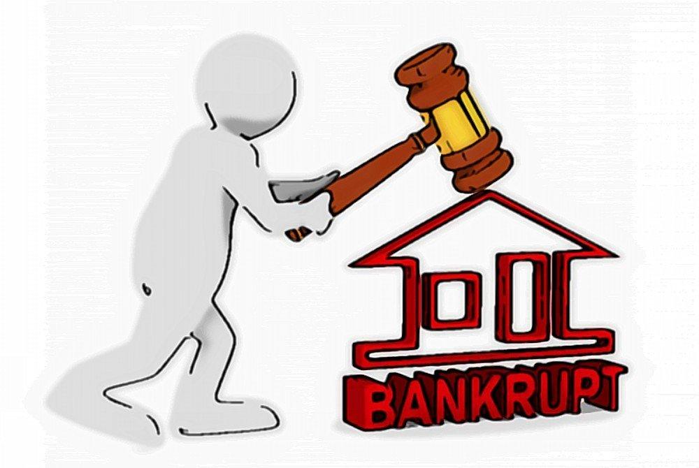 как объявить организацию банкротом