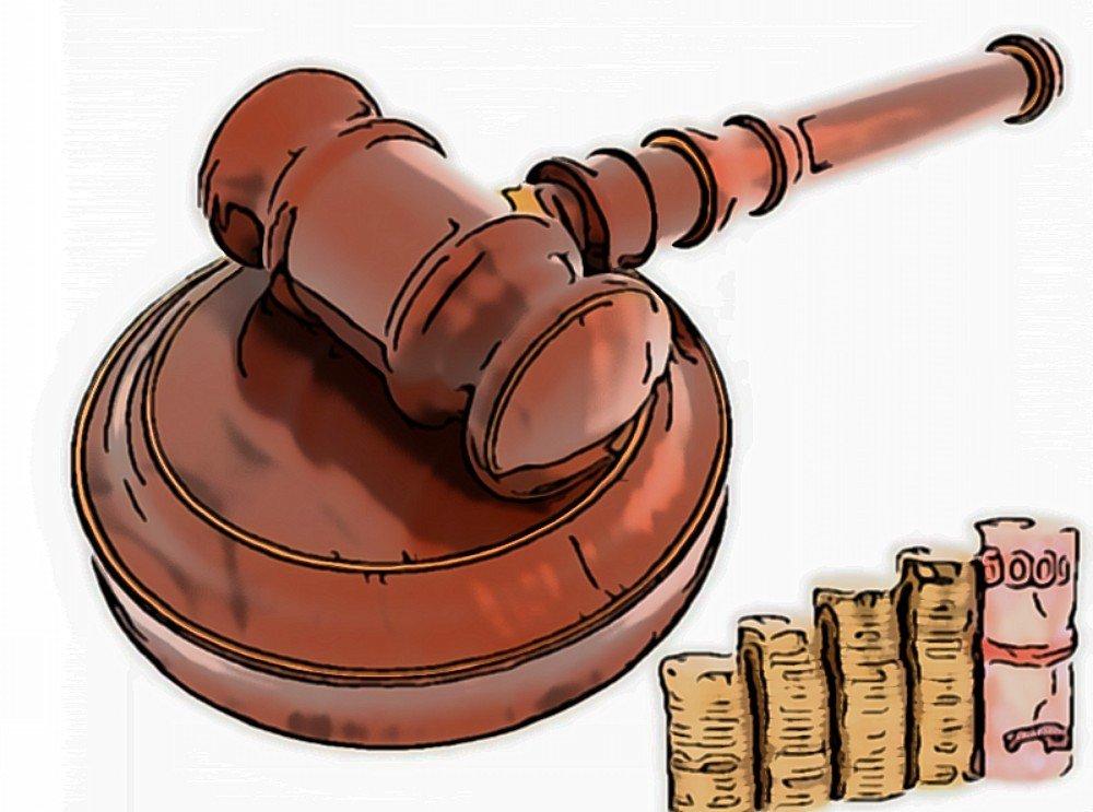 суд по долгу за кредит
