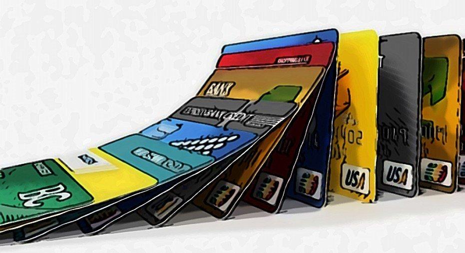 влияние кредитки