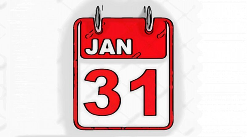 что изменилось с 31 января